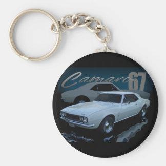 1967 white keychain