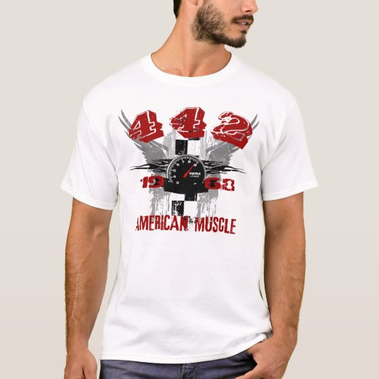 1968 442 Graphic T T-Shirt