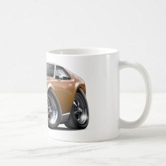 1968-69 AMX Brown Car Coffee Mug