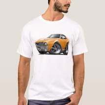 1968-69 AMX Orange Car T-Shirt