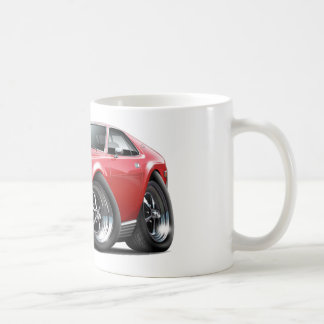 1968-69 AMX Red-White Car Coffee Mug
