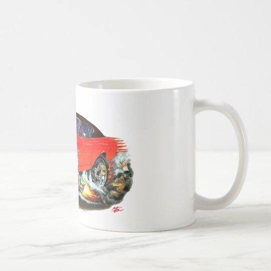 1968-69 Chevelle Red-Black Top Car Coffee Mug