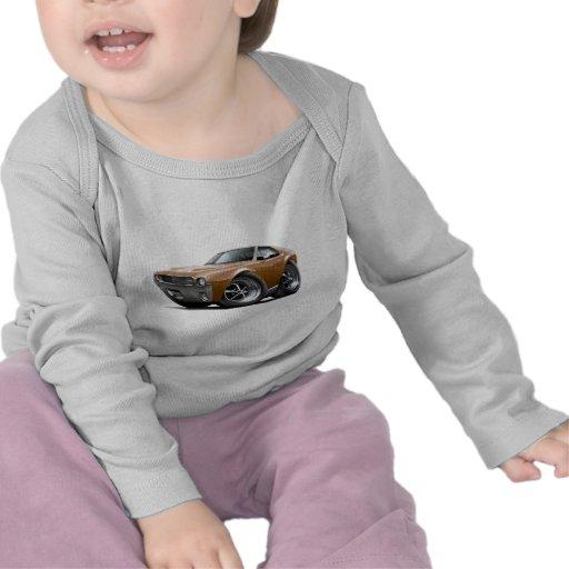 1968-69 coche de AMX Brown Camiseta