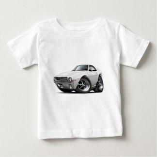 1968-69 coche del blanco de AMX Playera De Bebé