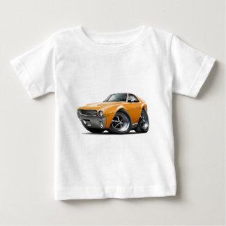 1968-69 coche del naranja de AMX Playera De Bebé