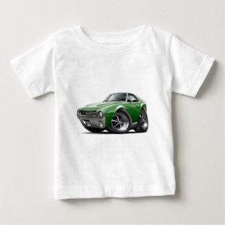 1968-69 coche verde de AMX Playera De Bebé