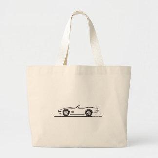 1968-69 Corvette Convertible Canvas Bag