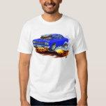 1968-69 Roadrunner Blue Car T-shirt