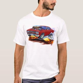 1968-69 Roadrunner Maroon Car T-Shirt
