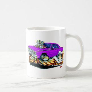 1968-71 Dodge Dart Purple Car Coffee Mug