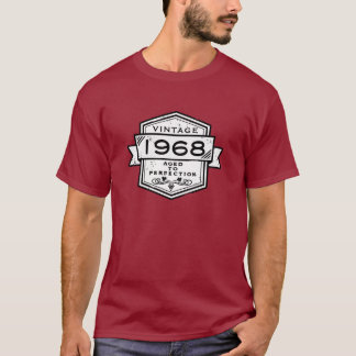 1968 Aged To Perfection Clothing T-Shirt