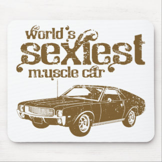 1968 AMC AMX MOUSE PAD
