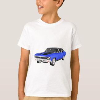 1968 Blue Muscle Car T-Shirt