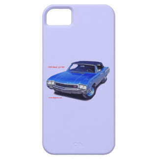 1968 Buick GS 400 iPhone 5 Case