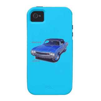 1968 Buick GS 400 iPhone 4 Cover