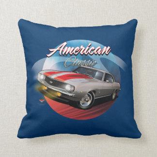 1968 Camaro SS Classic Pillow