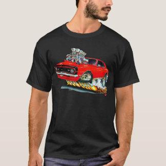 1968 Camaro SS Red-Black Car T-Shirt