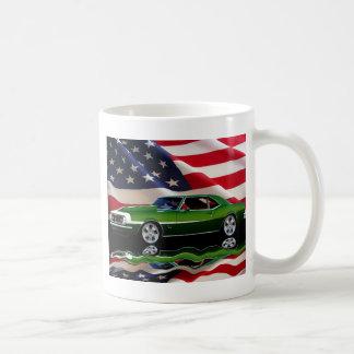 1968 Camaro SS Tribute Classic White Coffee Mug