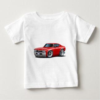 1968 Chevelle Red Car Shirt