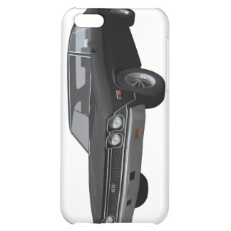 1968 Chevelle SS Black Finish iPhone 5C Cover