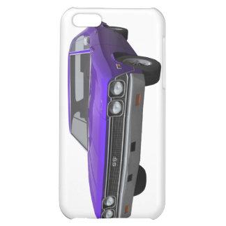1968 Chevelle SS Purple Finish iPhone 5C Cases