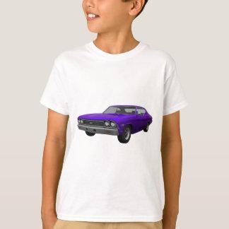 1968 Chevelle SS: Purple Finish T-Shirt
