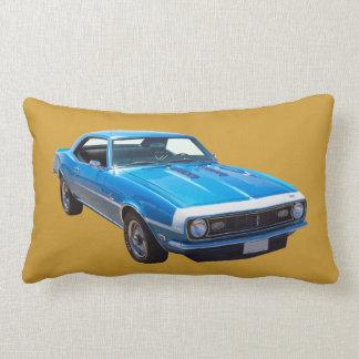 1968 Chevrolet Camaro 327 Muscle Car Lumbar Pillow