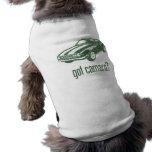1968 Chevrolet Camaro Z28 Pet T Shirt