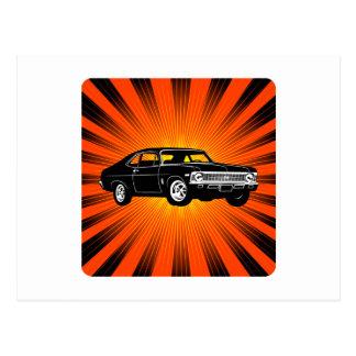 1968 Chevrolet Nova SS 396 Postcard