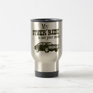 1968 Chevrolet Nova SS 396 Travel Mug