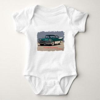 1968 Dodge Charger Daytona Baby Bodysuit