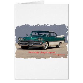 1968 Dodge Charger Daytona Card