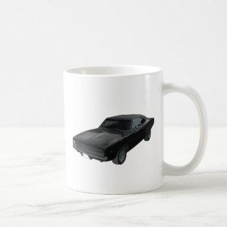 1968 dodge charger r t mopar mug