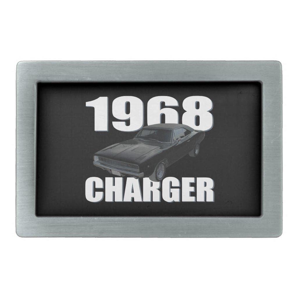 1968 Dodge Charger Hemi White