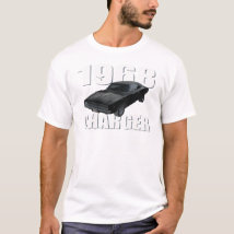 1968 dodge charger rt T-Shirt