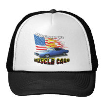 1968 Dodge Charger Trucker Hat