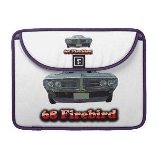 "1968 Firebird 13"" MacBook Pro Sleeve"