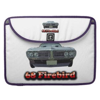 "1968 Firebird 15"" MacBook Pro Sleeve"