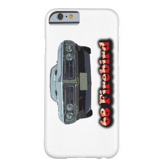 1968 Firebird Barely There iPhone 6 Case