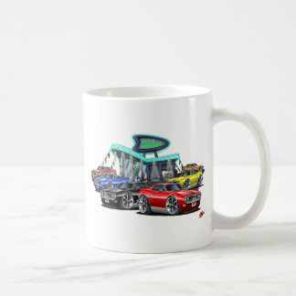 1968 Firebird Car Dealer Coffee Mug