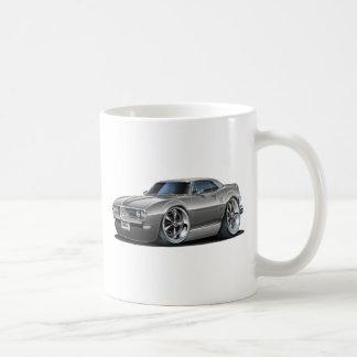1968 Firebird Grey Car Mug