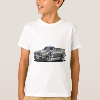 1968 Firebird Grey Convertible T-Shirt