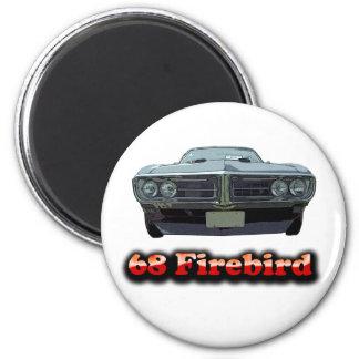1968 Firebird Magnet