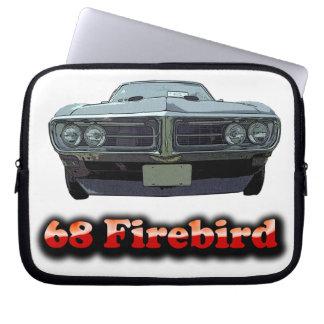 1968 Firebird Neoprene Laptop Sleeve 10 inch