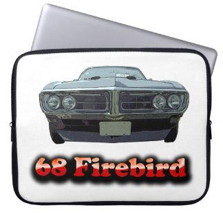 1968 Firebird Neoprene Laptop Sleeve 15 Inch
