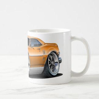 1968 Firebird Orange Car Mugs
