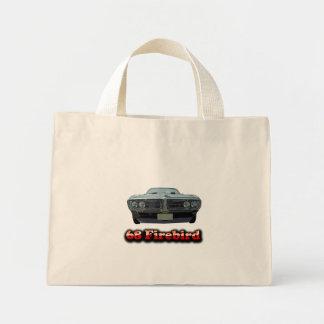 1968 Firebird Tote Bag