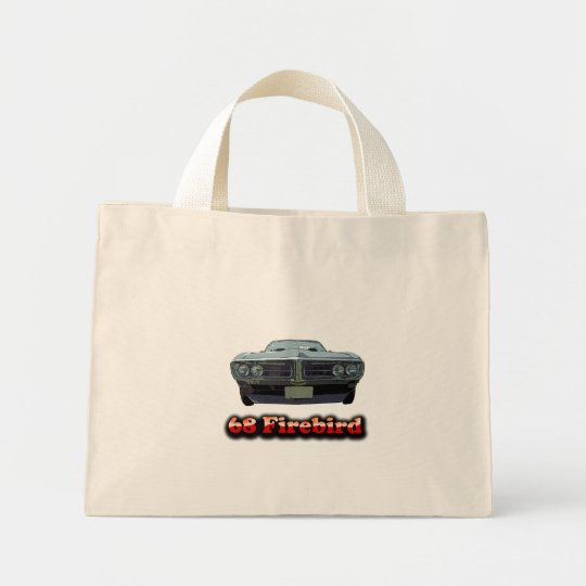 1968 Firebird Tote Bag