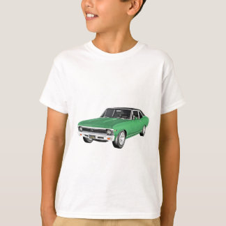 1968 Green Muscle Car T-Shirt