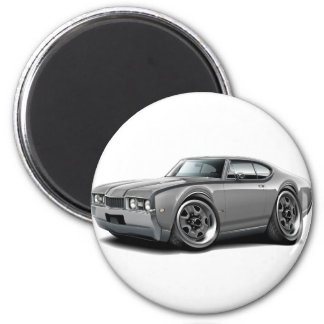 1968 Hurst Olds 2 Inch Round Magnet